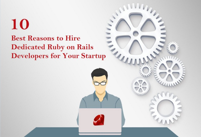 10 Best Reasons to Hire Ruby on Rails Developers for Your Business or Startup